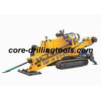 Buy cheap HDD Drill Rig , Hydraulic Rotary Drilling Rig 10000 Nm High Torque from wholesalers