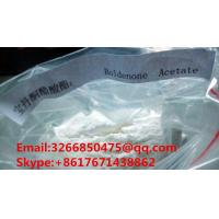 Buy cheap Muscle Growth CAS 846-46-0 Bulking Cycle Steroids Boldenone Acetate Powder from wholesalers