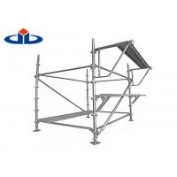 Buy cheap Customizable Aluminium Quick Stage Scaffold  Kwikform Scaffolding Energy Saving from wholesalers