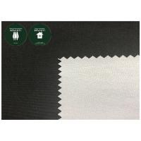 Buy cheap 163 GSM Pongee Recycled Plastic Bottle Fabric , 100 Recycled Polyester Fabric from wholesalers
