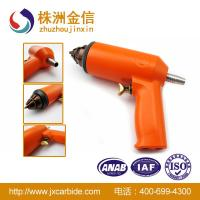 Buy cheap JX6.5-8 Yellow carbide tire studs install gun with Flat head Dia6.5mm from wholesalers