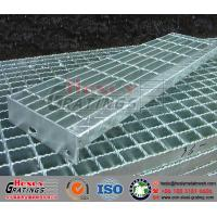Buy cheap Stair Treads Grating, Steel Grating Stair Treads from wholesalers