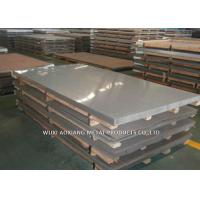 Buy cheap Mill Finish Cold Rolled 430 Stainless Steel sheet 3mm ASTM AISI Standard from wholesalers
