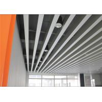 Buy cheap Beautiful Appearance Metal Baffle Ceiling For Airport Na-View from wholesalers