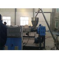 Buy cheap Save energy Single Screw Extruder Machine , PET Sheet Making Machine from wholesalers