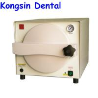 Buy cheap 18L Class N Steam Sterilizer Thermal Vacuum dental autoclave from wholesalers