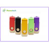 Buy cheap Colorful Wooden Usb Flash Drive Real Capacity micro memory Pen Drive Pendrive For PC product