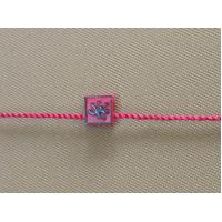 Buy cheap Fashion Design Plastic Garment Seal Tags With Cotton / Nylon / Polyester Strin from wholesalers