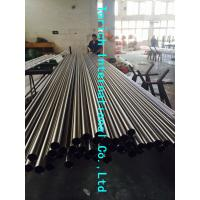 Buy cheap EN10216-5 Bright Annealed Stainless Steel Tube , Stainless Steel Seamless Tube from wholesalers