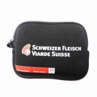 Buy cheap Neoprene Camera Bag, Also Could be Used as Coin Purse or Pouch from wholesalers