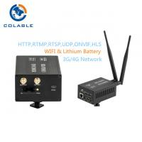 Buy cheap Wireless 3G 4G H 264 H 265 Video Encoder Hdmi Wifi Encoder COL8201HG from wholesalers