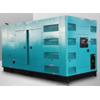 Buy cheap 80dB Noise Level Containerized Diesel Generator Sets 1000KW / 1250KVA Electric Start from wholesalers