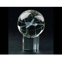 Buy cheap Crystal 3D Laser Engraved Crafts from wholesalers