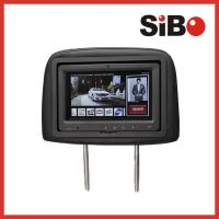 Buy cheap 9 inch wifi 3G bluetooth Android 4.2 OS taxi bus car ads video player installed with headrest or bracket from wholesalers