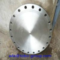 Buy cheap A182 ANSI B16.48 UNS 32750 / F53 1 Inch CL150 Spectacle Blind Flange Anti-rust Oil from wholesalers