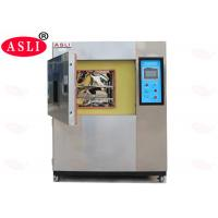 Buy cheap 87L Air to Air 3 ozone Thermal Shock Test Chamber for Metal Plastics Rubber from wholesalers