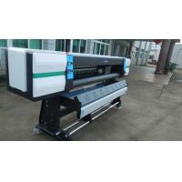 Buy cheap 1.8m 1440dpi High Resolution and Strong Eco Solvent Printer Large Format Printer from wholesalers
