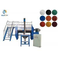 Buy cheap Fertilizer Animal Feed Blender Mixer Machine Paint Pigment Powder Ribbon Blender from wholesalers