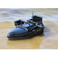 Black shuttle bait boat style rc model remote control for Rc fishing boats for sale