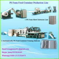 Buy cheap PS egg tray making machine from wholesalers