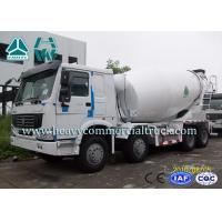 Buy cheap Diesel Engine Truck Mounted Concrete Mixers For Construction Site 20 Ton - 60 Ton from wholesalers