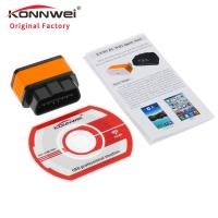 Buy cheap Professional Wifi Elm327 Scan Tool , Wifi Diagnostic Tool Windows For 12V Gasoline And Diesel Car from wholesalers