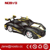 3d puzzle vehicle / BSCI factory / Crazy Racing for kids , 3d puzzle car