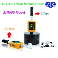 Buy cheap AJH600 Pen Type Portable Digital Hardness Tester product
