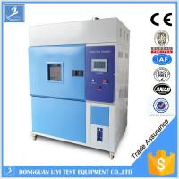 Buy cheap Xenon Lamp Test Chamber Accelerated Aging Chamber Stainless Steel Environmental Test Equipment from wholesalers