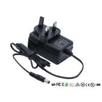 Buy cheap 100 - 240Vac Ac / Dc Switching Power Supply 1.5A 18W Uk Mains For Led Strip product