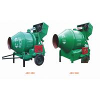 Buy cheap Portable JZC350 Electric Engine Concrete Mixer on Sale from wholesalers