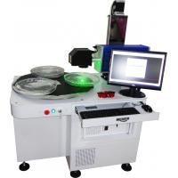 Buy cheap 3d photo fruit plate glassware wine bottle cups laser inner engraving and marking machine high speed for production line from wholesalers