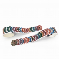 Buy cheap 25mm Creativity Round Planner Washi Tape Stickers from wholesalers
