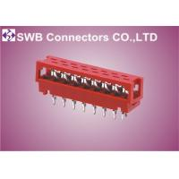 Buy cheap 1.27mm Pitch IDC Connectors , Vertical Female Wire to Board Connector from wholesalers