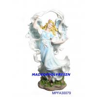 Buy cheap Standing fairy,polyresin angel from wholesalers