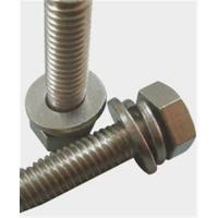 Buy cheap Monel screws from wholesalers