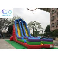 Buy cheap Newleap Inflatable Slides Combo Water Pool inflatable water slide adult For sale product