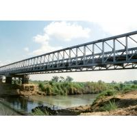 Buy cheap Professional Steel Structure Bridge / cantilever truss bridge Long Life from wholesalers