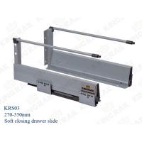Buy cheap New Double wall Soft Close Drawer Slide Runner KRS03 from wholesalers
