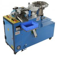 Buy cheap High Accuracy Loose Radial Lead Cutter Lead Bending Machine 145KG Weight product