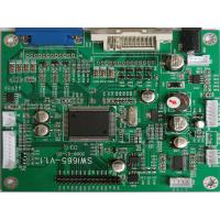 Buy cheap Double Sided Prototype PCB Fabrication Services Lead free Soldering SMT and THT from wholesalers