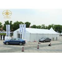 Buy cheap Waterproof Aluminium Frame Tent Durable Movable Aluminum Frame Canopy Tents from wholesalers