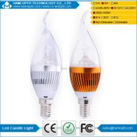 Buy cheap Solar LED candle light HM-LCD-3WTA from wholesalers