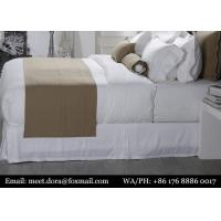 Buy cheap Luxury Bed Linen Cotton Bed Sheet Set Hotel 1000 Thread Count Egyptian Cotton Sheets from wholesalers