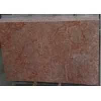 Buy cheap Rose Red Marble Tile , Decorative Natural Agate Floor Tiles Dolomite Type from wholesalers