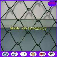 Buy cheap 50*50mm/100*100mm/Rhombic Wire Mesh/ Chain Link Fence from wholesalers