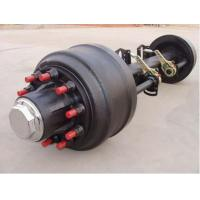 Buy cheap trailer axle from wholesalers
