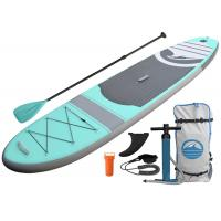 Buy cheap Multi - Size OEM Inflatable SUP Boards ,  Gray Sup Inflatable  Paddle Surfboard from wholesalers