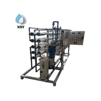 Buy cheap High Grade Strict Water 2 Stage RO Water Treatment Plant from wholesalers