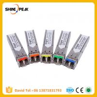 8 Channels Lgx Module CWDM-SFP-1570 SFP Module Optical Transceiver